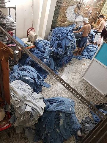 xưởng quần jean TPHCM