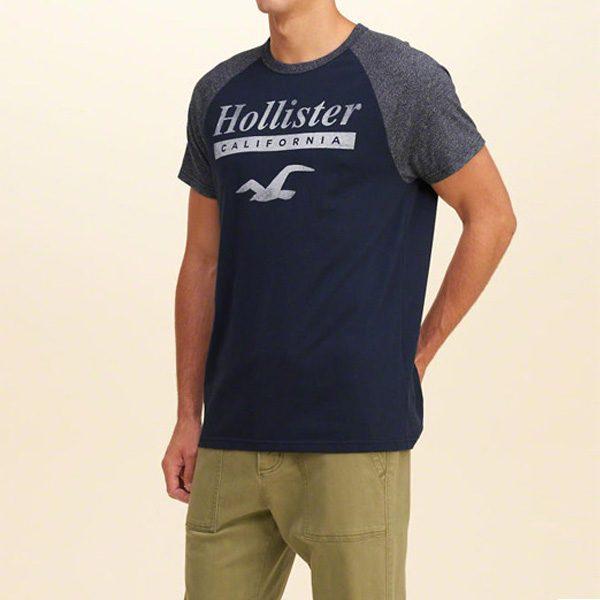 Mẫu áo Hollister dành cho Nam